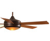 Titan Bronze Modern Ceiling Fan By Ellington