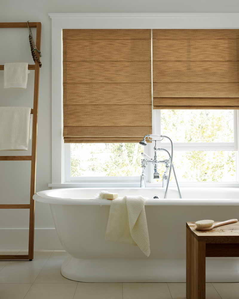 Bathroom window treatments ideas design bookmark 17721 for Bathroom window treatments ideas