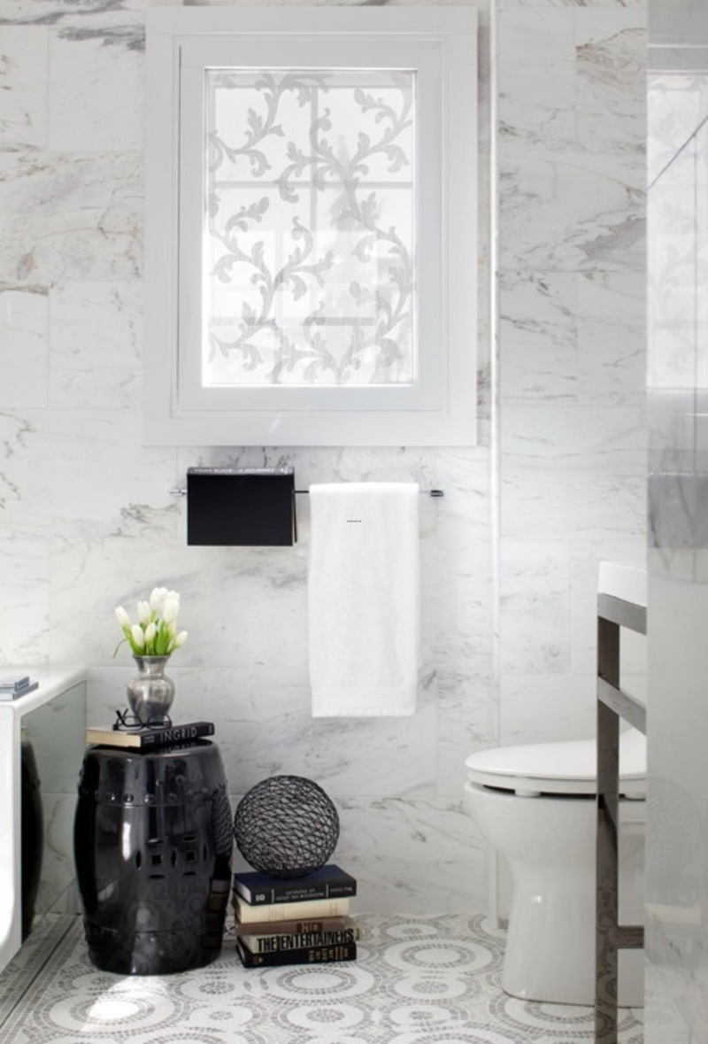 bathroom window treatment ideas guest blogger