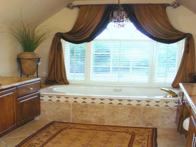 Bathroom window treatments ideas design bookmark 17724 for Bathroom window dressing ideas