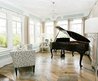 Living Room With Piano Corner