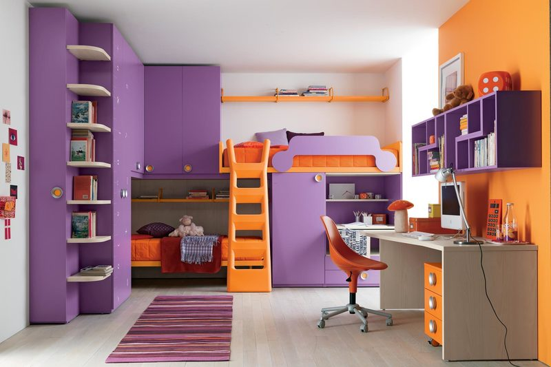 Girls Bunk Beds, 10 Awesome Girls' Bunk Beds