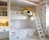 Girls' Room Bunk Beds