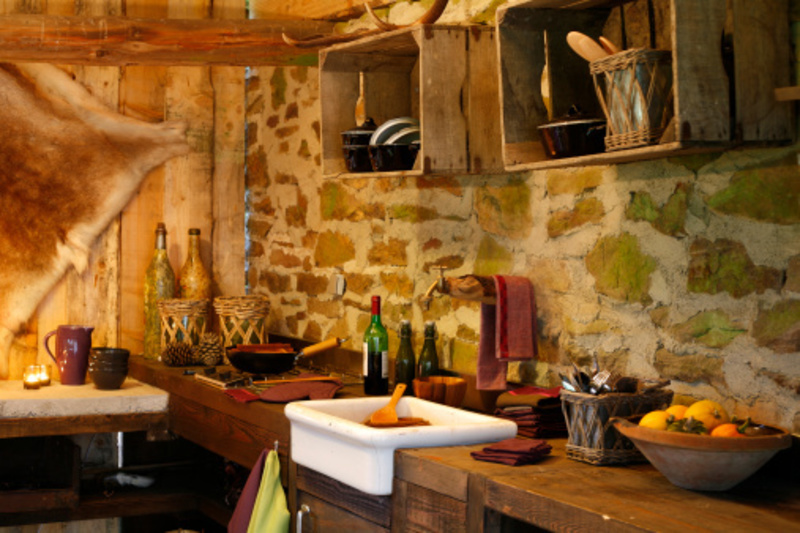 Rustic french country home decor rustic french country - Decorar una cocina rustica ...