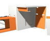 Beautiful Compact Furniture With Small Room Furniture Concept By Isis Design 500x264 Id3607, Size