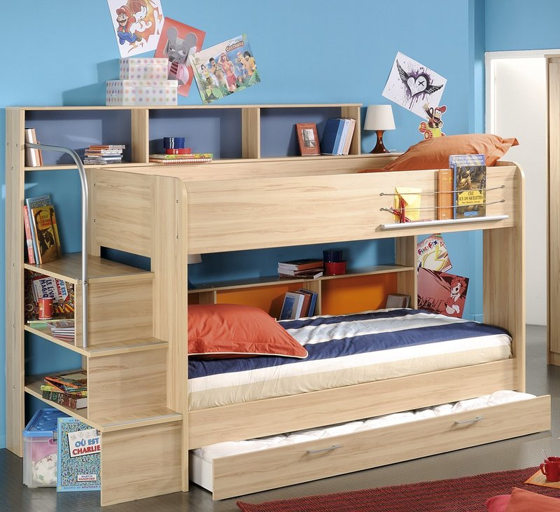 Cool Amazing Aspace Bunk Beds On The Bedroom Design Bookmark 18038