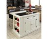 Decor Portable Kitchen Island Size