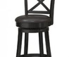High Back Swivel Bar Stool