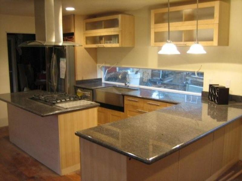 Granite Kitchen Decoration Countertops Cost Design Bookmark 18093