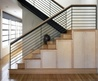 Modern Stair Railing Idea