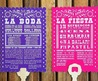 Luis And Lizeth'S Mexican Fiesta Wedding Design