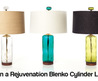 Win A Blenko Glass Lamps From Rejuvenation