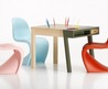 Supermodern Multicolor Panton Kid'S Chairs