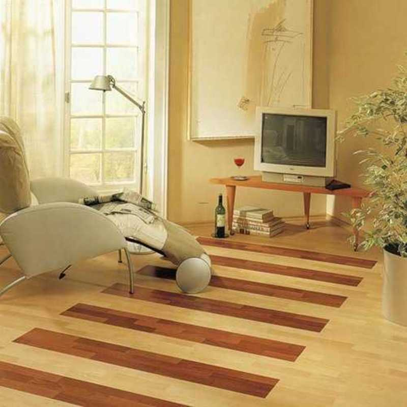 30 fabulous laminate floors adding new patterns and colors for Floor decoration designs