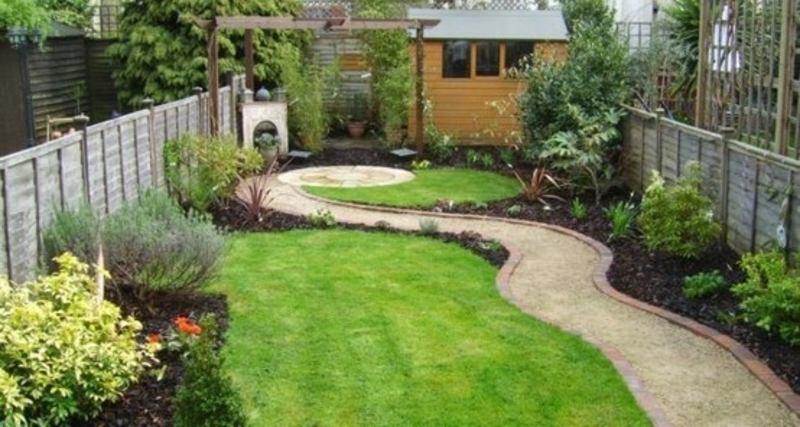 Small Garden Ideas, The Best Small Garden Decoration And Solution