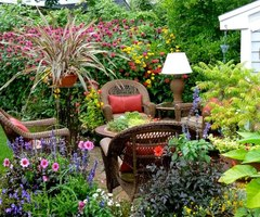 Enchanting Small Garden Design Ideas With Chic Adjustment Garden Ideas From Graceful Combinations Garden