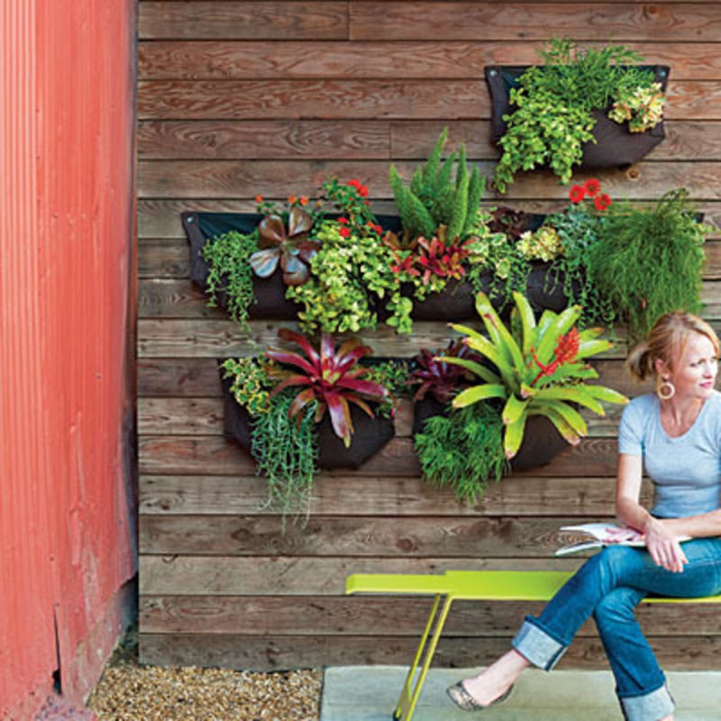Small Garden Ideas, Garden & Landscaping. Design A Small Place To Grow A Variety Of Plants That Easily Treated