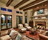 Home Remodeling Improvement Ideas With Wood Ceiling Beams And Wooden Ceilings