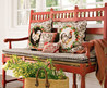 Country Bench On Pinterest