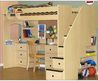 Loft Beds With Desk Design Inspirations With Kid Bedroom  Kids Loft Beds Full Size Loft Beds With De