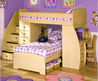 Childrens Beds With Desk And Slide