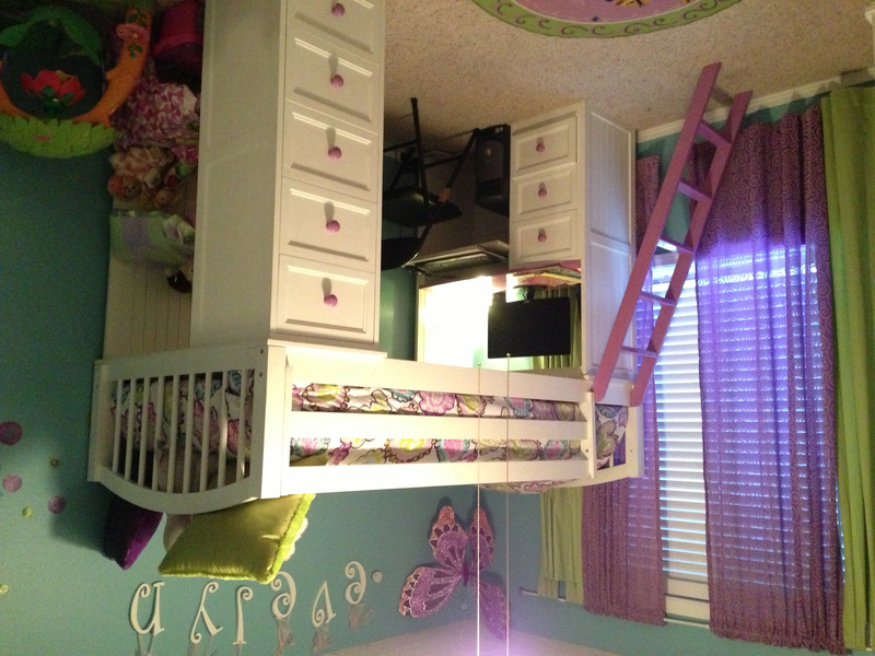 Awesome loft beds for kids with desk with kids loft beds Kids loft bed with desk