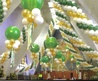 Balloon Ceiling Party Decorations
