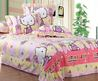 Hello Kitty Children's Bedding Set Twin Or Queen Bed Girls Kid Floral Active Printing Sets Hot Sale
