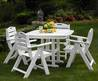 Outdoor Wood Dining Chairs