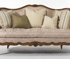 Luxuary Classic Wooden Sofa