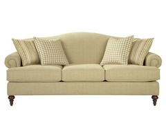Relaxed Casual Couch, Custom Classic Traditional Sofa