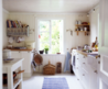 Good White Country Style Kitchens With Yellow Country Kitchen