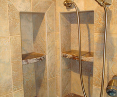 Bathroom Shower Designs Used Tile For A Modern And Stylish Look