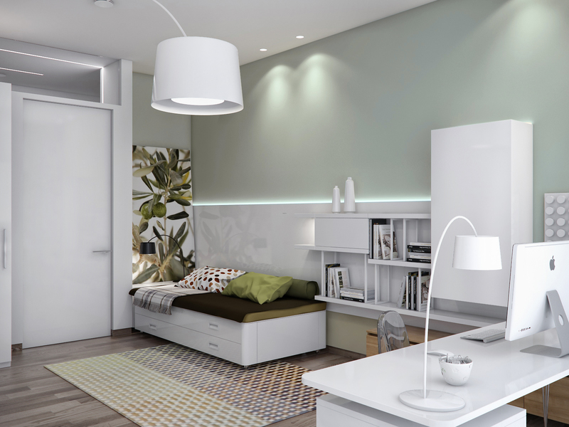 Very small guest room ideas design bookmark 18750 - Small guest room ideas ...