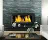 Remodeling Contemporary Fireplace Tile Ideas With   On Interior Designs