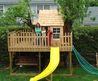 How To Build A Treehouse Without A Tree For Kids
