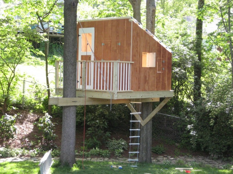 Kids Tree House, Decoration