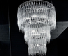 Colosseum Modern Crystal Chandelier 11 Light