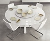 Surfer Round Dining Table