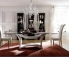 Tzar Contemporary Glass Dining Table By Selva Picture