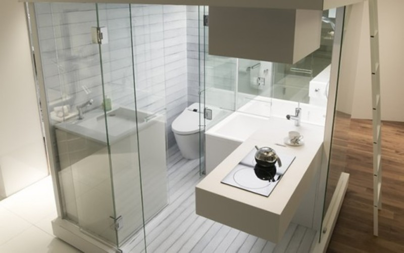 Sample bathroom designs