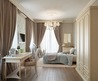 Home & Apartment. Charming Elegant Bedroom Design With Classic Furniture Decorating Plus Contemporary Pendant Also French Wokspace Telescope And Oak Floor In Apartment Elegant Apartment Design Ideas With The Touch Of Classic Style