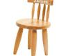 Children's Personalised Wooden Chair By Harmony At Home Children's Eco Boutique