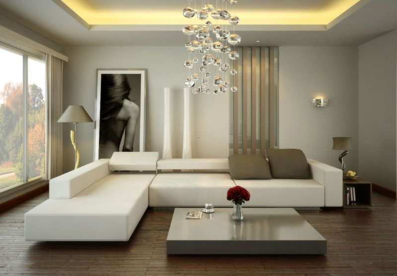 modern living room furniture for small spaces design