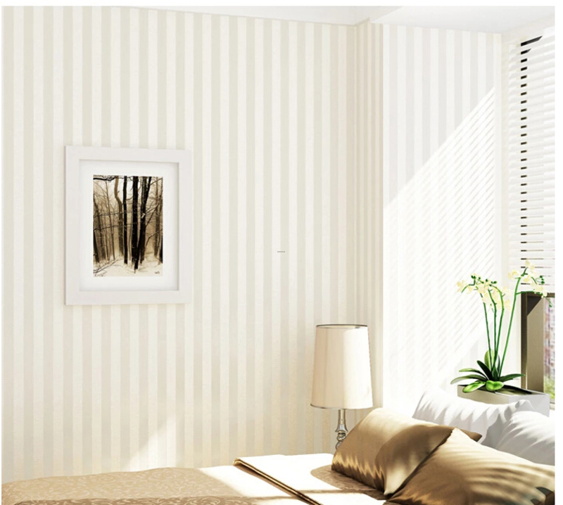 Modern simple style neutral colour off white textured for Wall covering paper