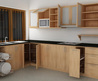 Ultramodern Kitchen Decoration Pantry