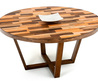 Rustic Round Table With Modern Elegant Rustic Round Ideas In Elegant Concept Home Ideas