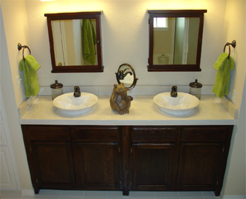 2015 countertops bathroom with raised sinks and vanity granite countertops nice design 2 on for Bathroom sinks with granite countertops