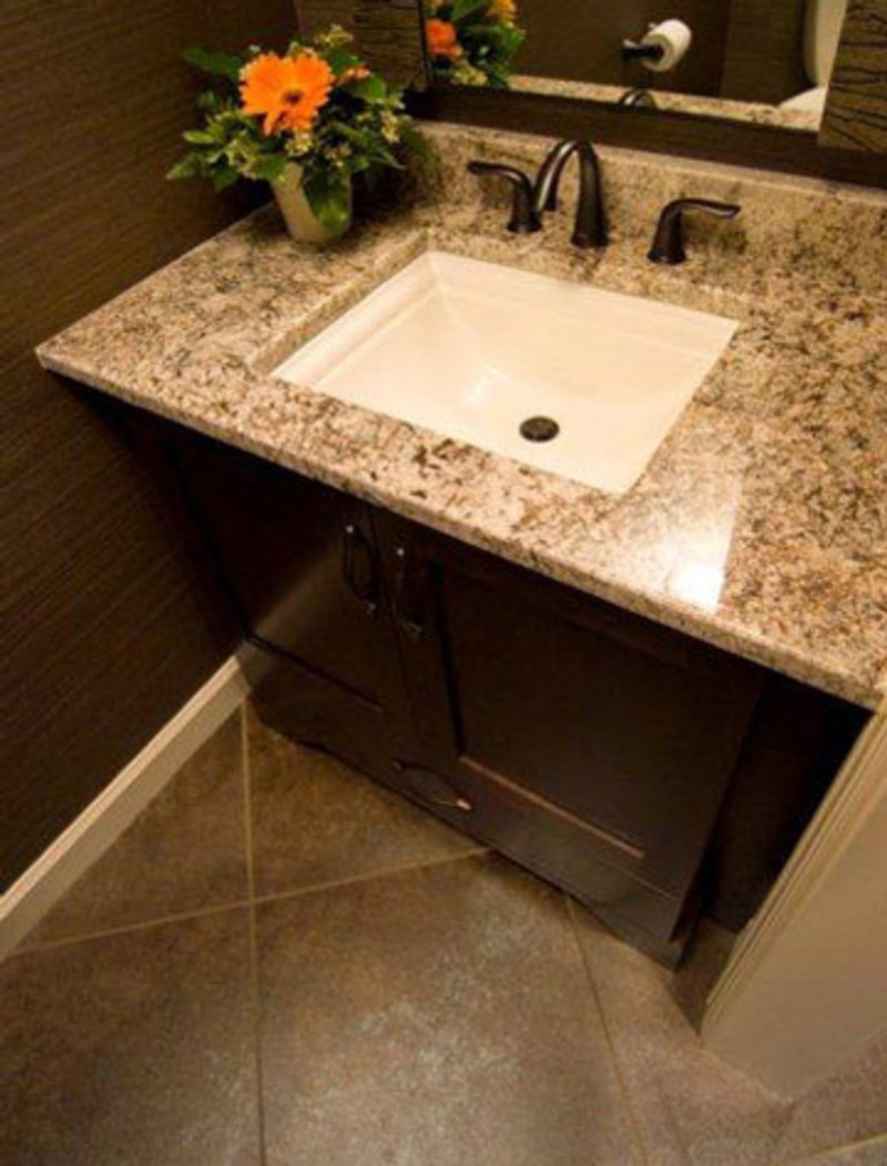 Bathroom Vanity Countertops : Haberl tile and stone design bookmark