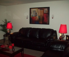 Black Cream And Red Living Room Ideas Awesome Design With   On Living Room